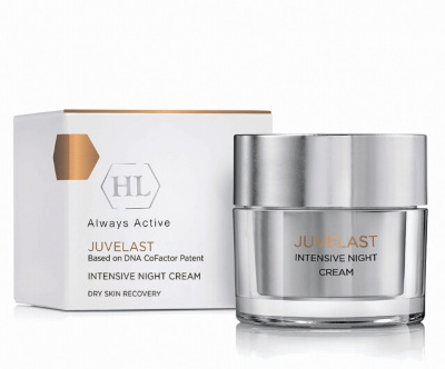 HOLY LAND. Juvelast Intensive Night Cream ночной крем