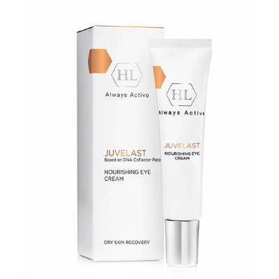 HOLY LAND. Juvelast Nourishing Eye Cream крем для век